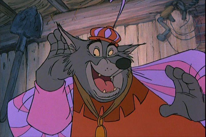 Sheriff Of Nottingham Robin Hood Disney