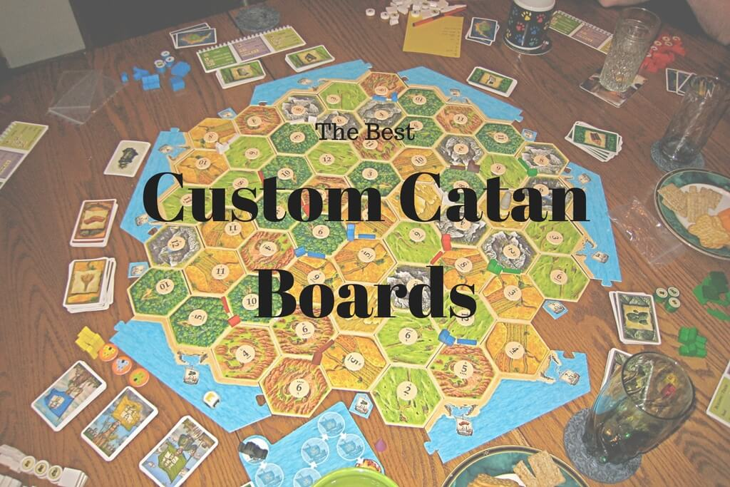 Best Custom Catan Boards Best Custom Settlers