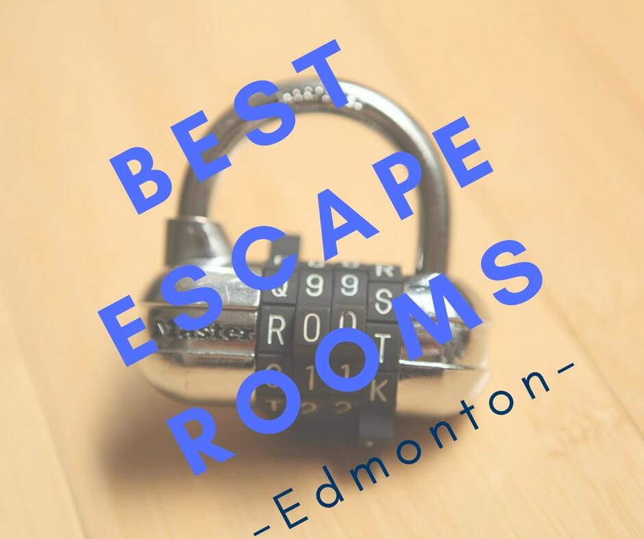Edmonton Escape Room Blog