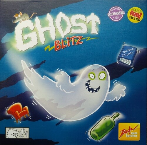 Ghost Blitz review