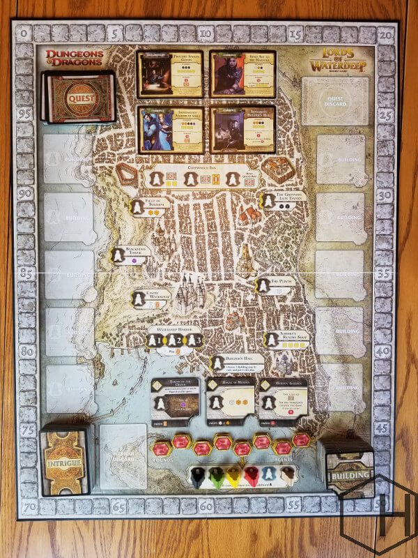 How to Play Lords of Waterdeep - Nerdist