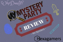 Murder Mystery Party - MyMysteryParty Review