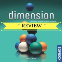 Dimension Review