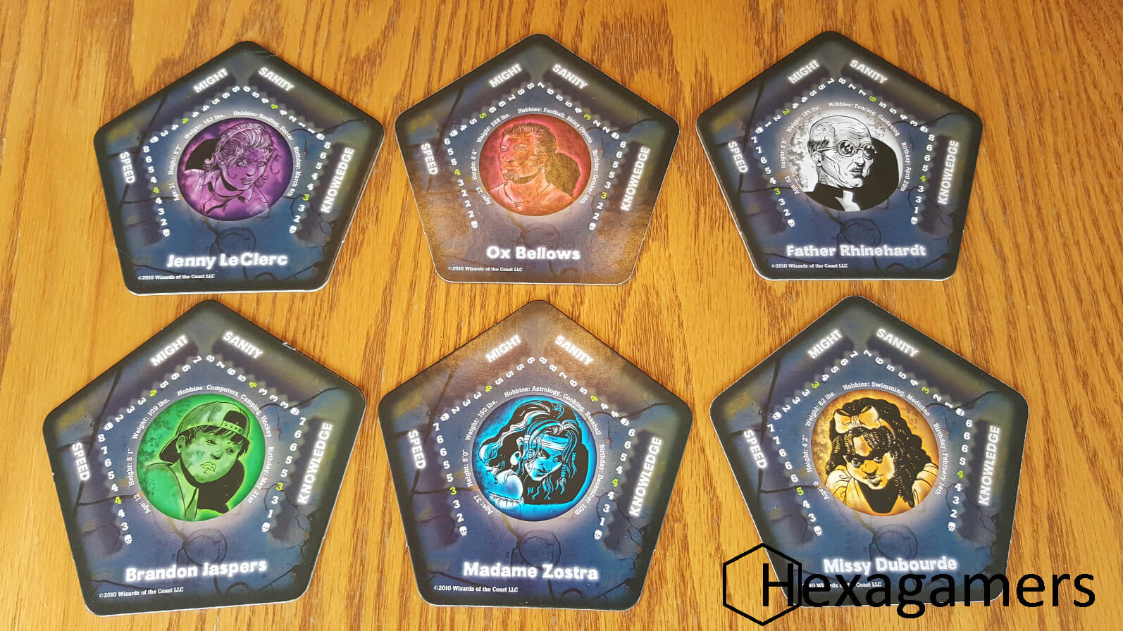 Betrayal at house on the hill cards pdf