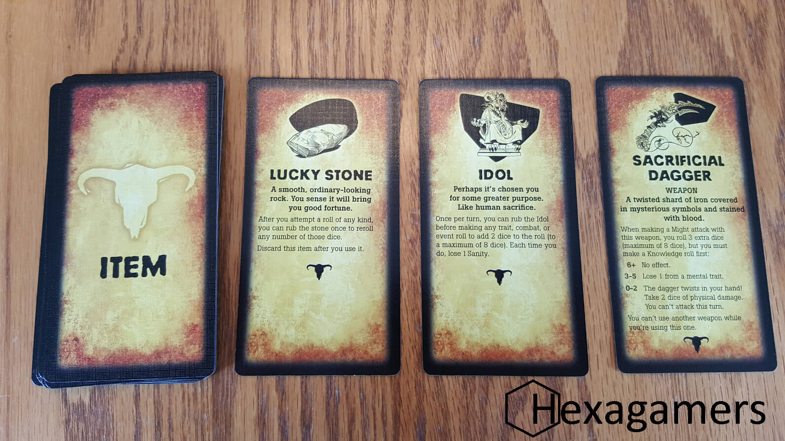 Betrayal At House On The Hill How To Play Simplified Hexagamers