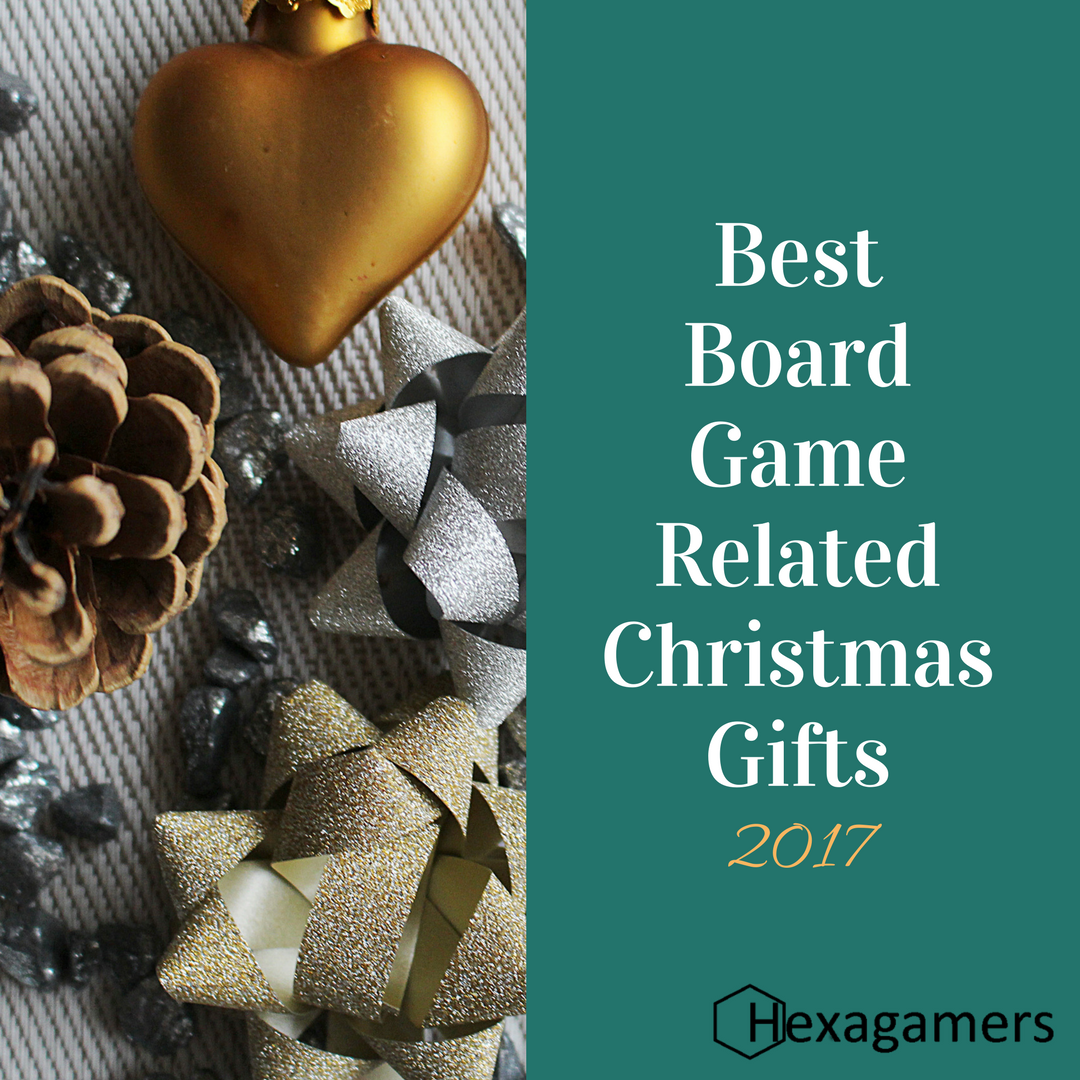 Board Game Related Gifts That Arent Games 2017