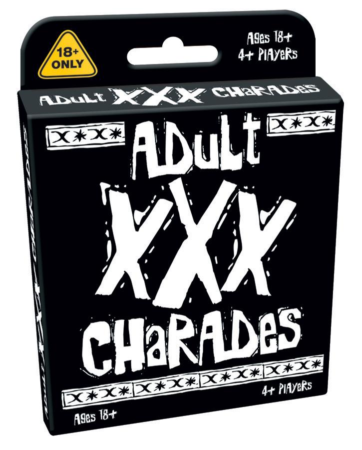 Adult XXX Charades